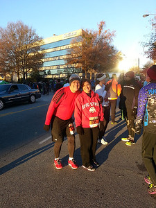 TreesGreenville Turkey Day 8k 11-28-13