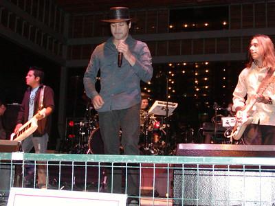La Mafia at Discovery Green Park on 3-1-2008