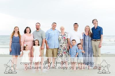 Sonnier Family 2020