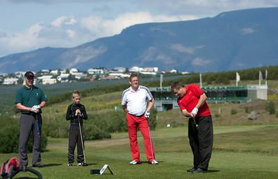 Golfmót VÍS 2011