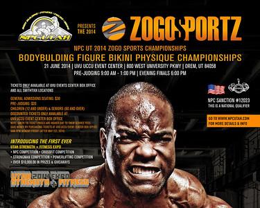 NPC Utah Zogo Sports Championships