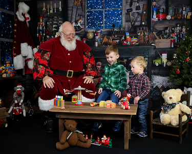 Hayes Santa Mini 2018