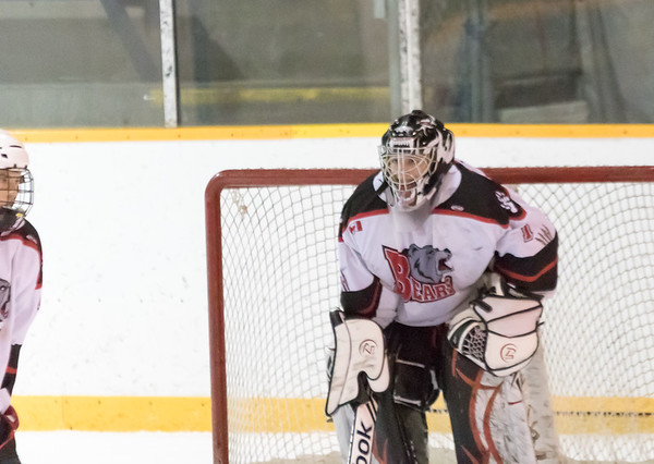 2014 November 14 Midget Rep vs Parry Sound