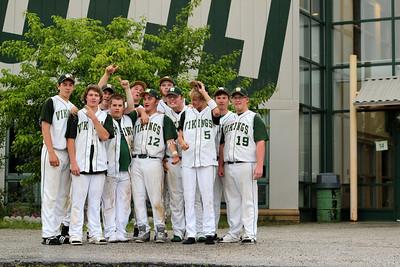 2012 JV Baseball