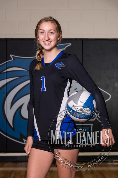 2019 Grandview Volleyball