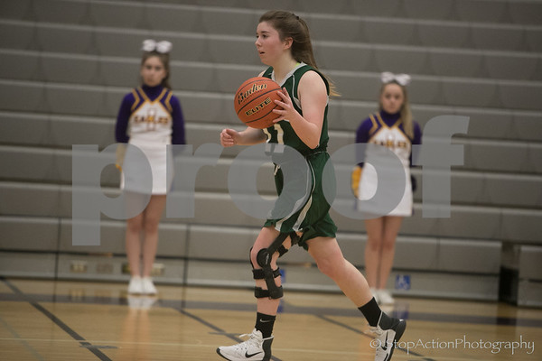 2018-01-19 Issaquah JV Girls Basketball vs Skyline