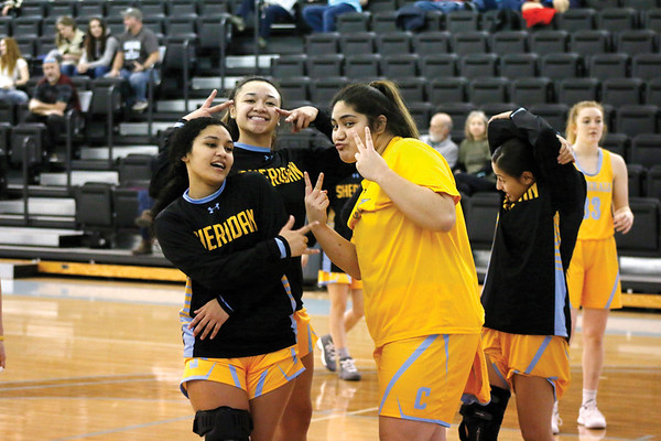 Sheridan College Lady Generals vs. Western Wyoming Community College Mustangs