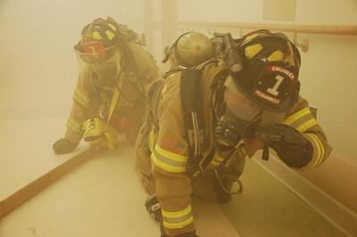 Pequannock / Chilton Hospital drill 12-4-11