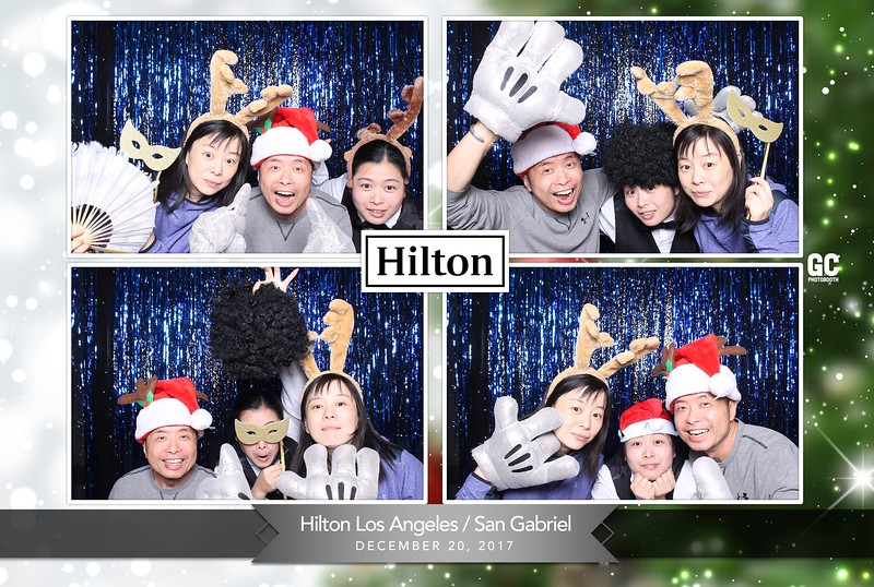 12-20-2017 Hilton Holiday Party