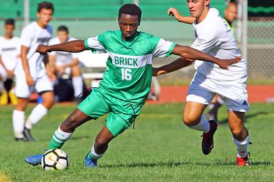 Brick High School vs Monmouth Regional Boys soccer