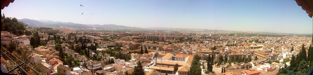 Our home Granada