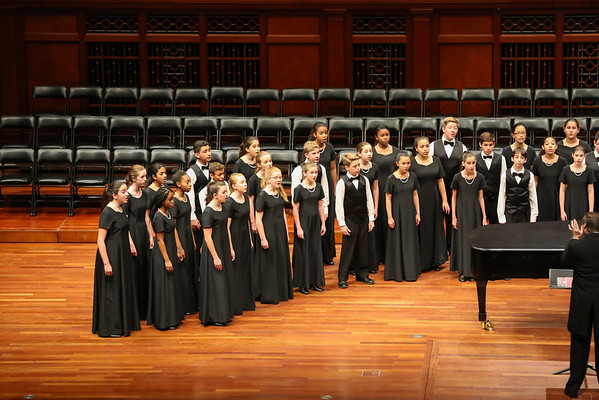3. Bak Middle School of the Arts Chorale
