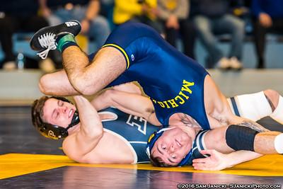 Michigan Vs Purdue 2-12-16