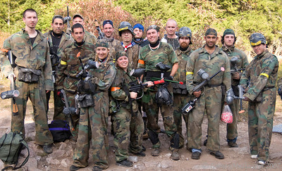 IT Paintball Outing