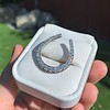 1.60ctw Horseshoe Conversion Ring 38