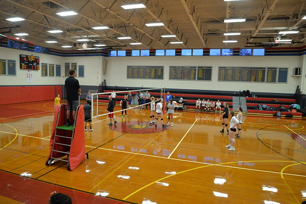Faculty/Staff vs Student Volleyball Game