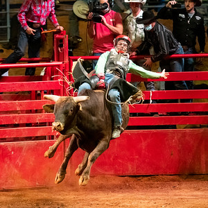 2021 Tuacahn PBR Bull Riding