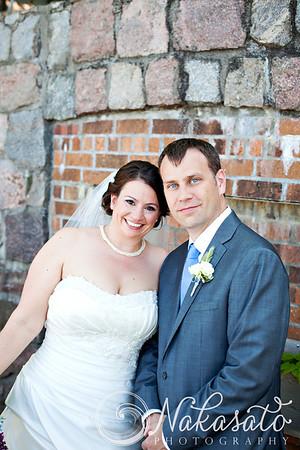 KC & David {wedding day}