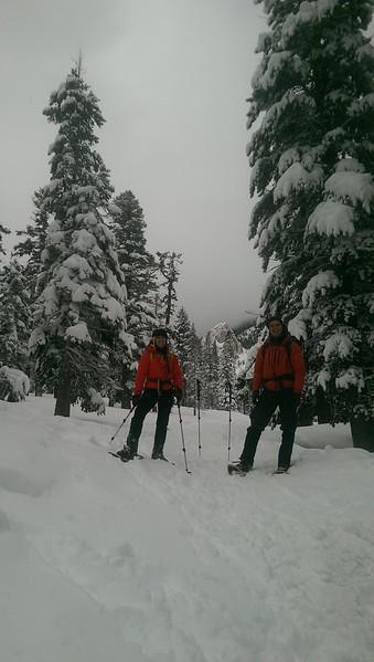 Snow Travel Course