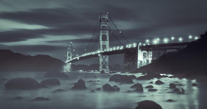 Spooky Golden Gate