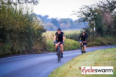 Cycle Swarm Ipswich 2017 0800-0830