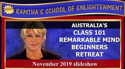 Class 101 Australia 2019