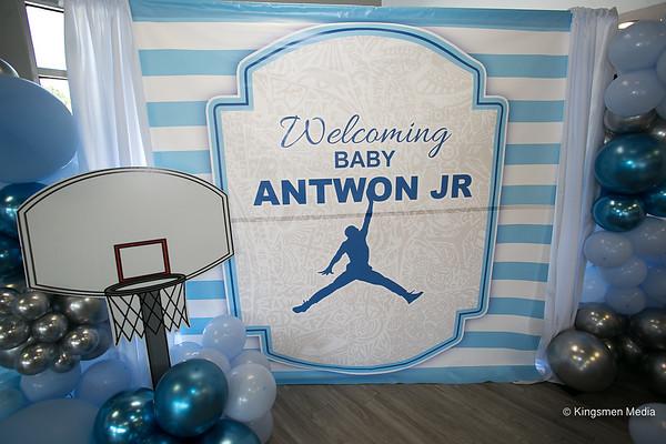 Antwon Babyshower