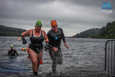Big Welsh Swim - 6kM Finish Pictures