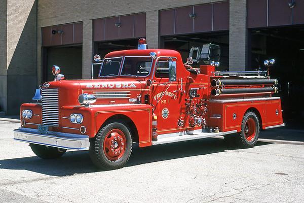 Wisconsin Fire Departments