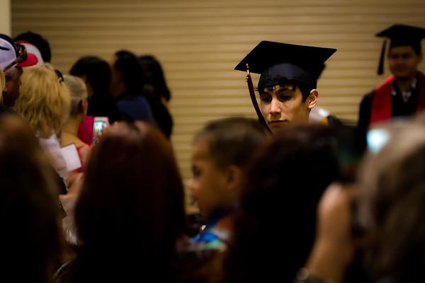 Kael Graduation