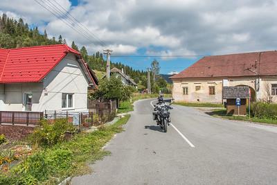 Transylvanian Trek September 2017