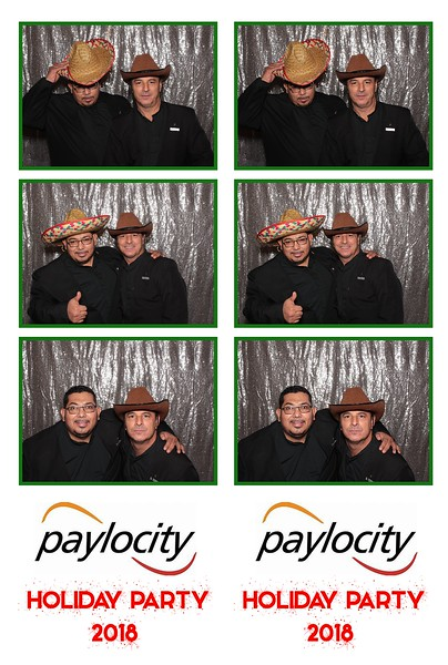 Paylocity Holiday Party (12/14/18)