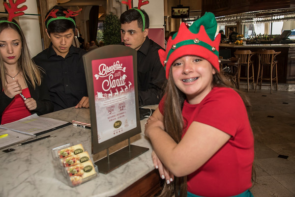 All Breakfast with Santa Brunch @ Brio Tuscan Grille 12-16