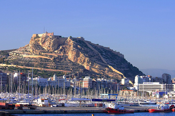 Spain - Wind Surf Cruise to Barcelona