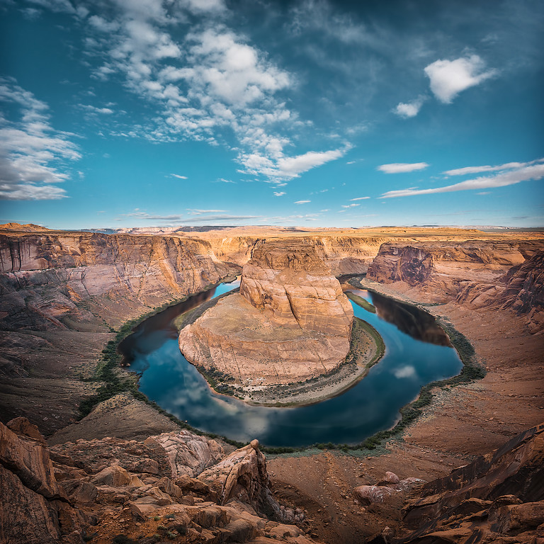 Travel Photography Blog - Photographing Horseshoe Bend