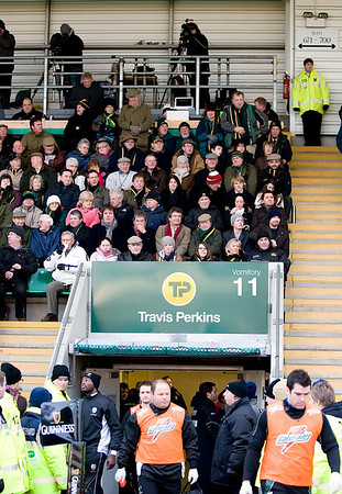 Northampton Saints vs London Irish, Guinness Premiership, Franklin's Gardens, 2 January 2010