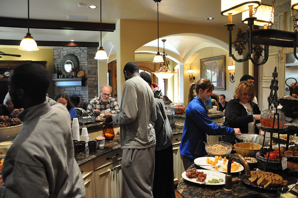 Brunch & Basketball Reception