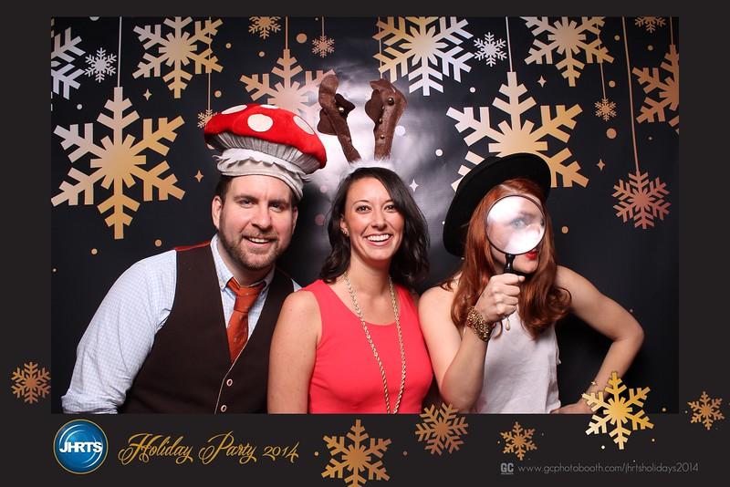 JHRTS Holidays 2014