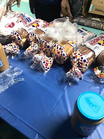 NY/NJ Chapter Seva day - Food drive
