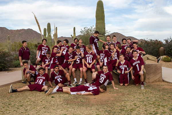 Desert Mountain LaCrosse - Team Pictures