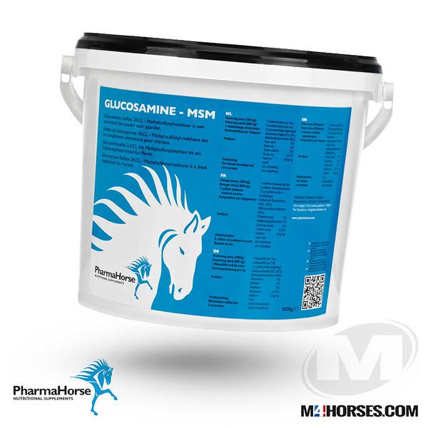 M4Pharmahorse-Glucosamine-MSM-3000g.jpg