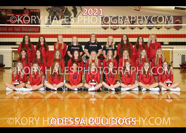 2021 OHS Volleyball