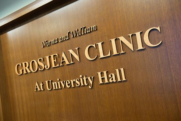 Grosjean Clinic 2017