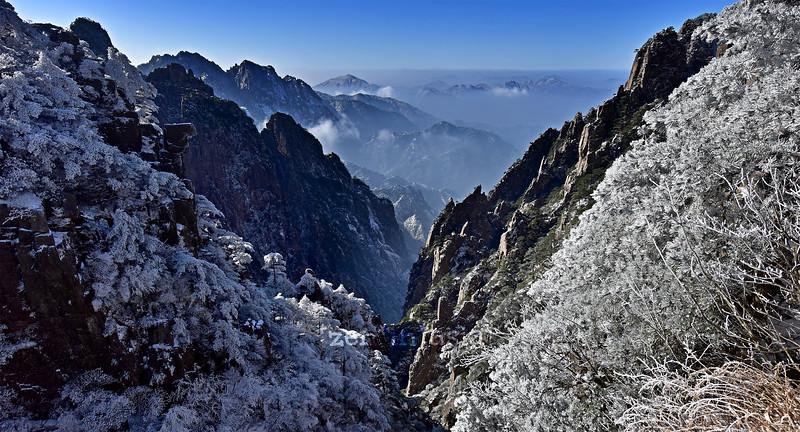 Yellow Mountain 黄山