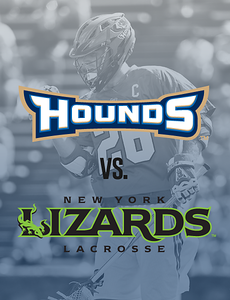 Hounds @ Lizards (8/5/17)
