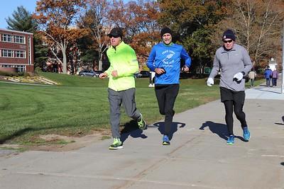 CMS 52-Week Series 5K -  Run for the Veterans - 11/11/17