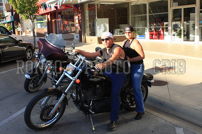 Bike Night at Down Town Indendence KS