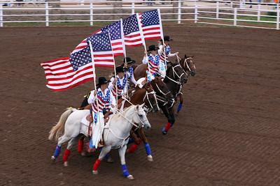 2012 Snowflake Pioneer Days Rodeo