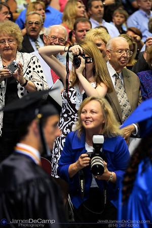 Worthington Kilbourne Graduation