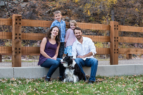 Family Portraits - Portfolio